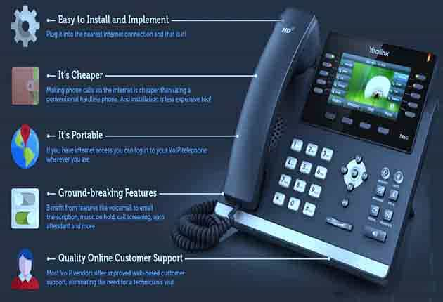 Reasons to Choose VoIP Telephone Services